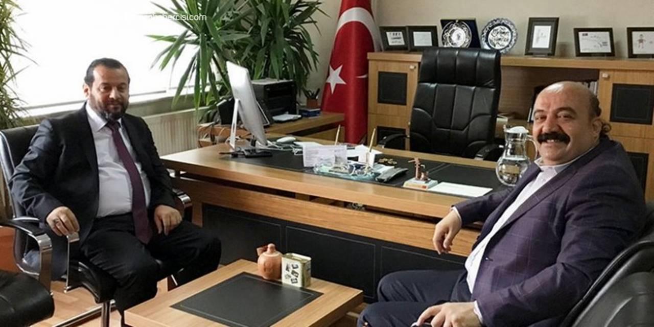 Rektör Akgül, Kurum Müdürleriyle İstişarede Bulundu