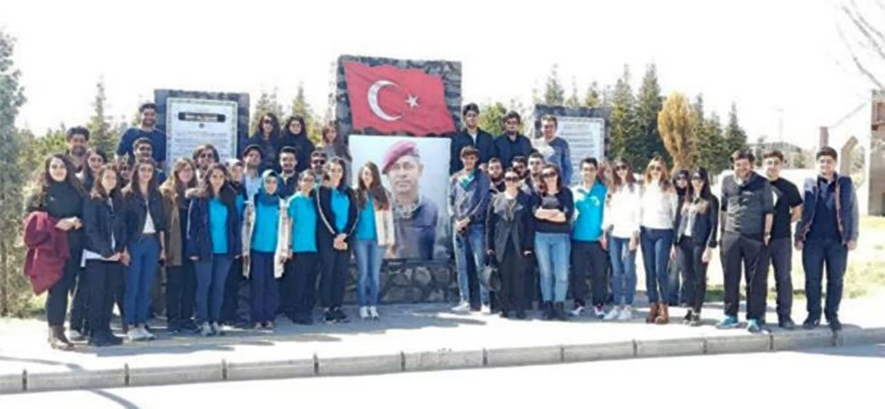 KMÜ'lü Öğrencilerden Niğde'de Anlamlı Ziyaret