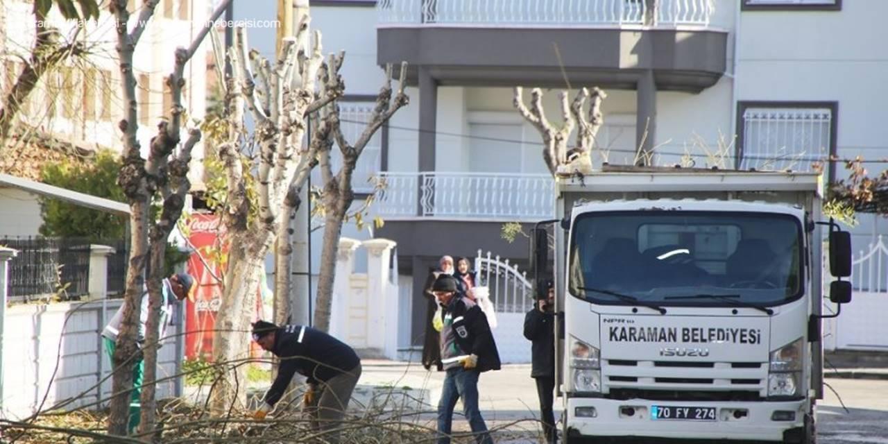 """Başkan Kalaycı: """"Karaman'ı Yeşillendirme Çalışmalarına Büyük Önem Veriyoruz"""""""