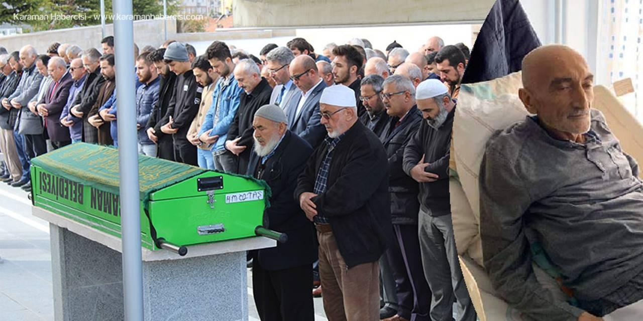 Hacı Mehmet Öztaş İçin Son Görev