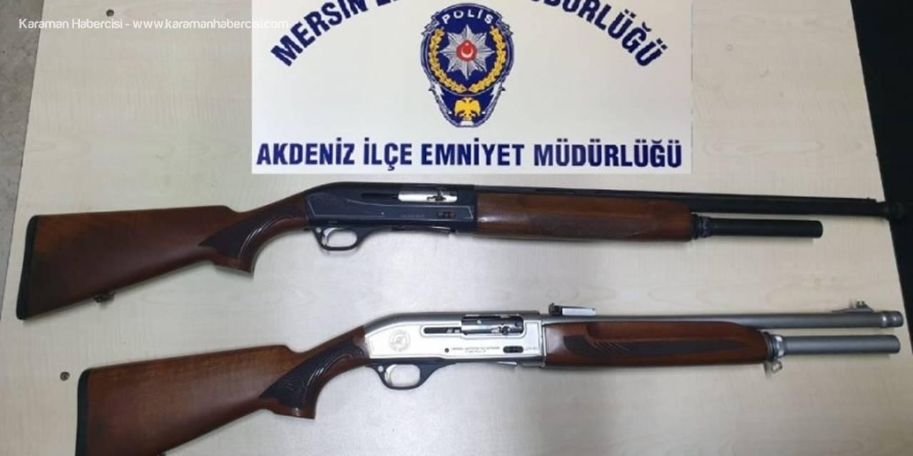 Mersin'de Faili Meçhul 10 Hırsızlık Olayı Aydınlatıldı