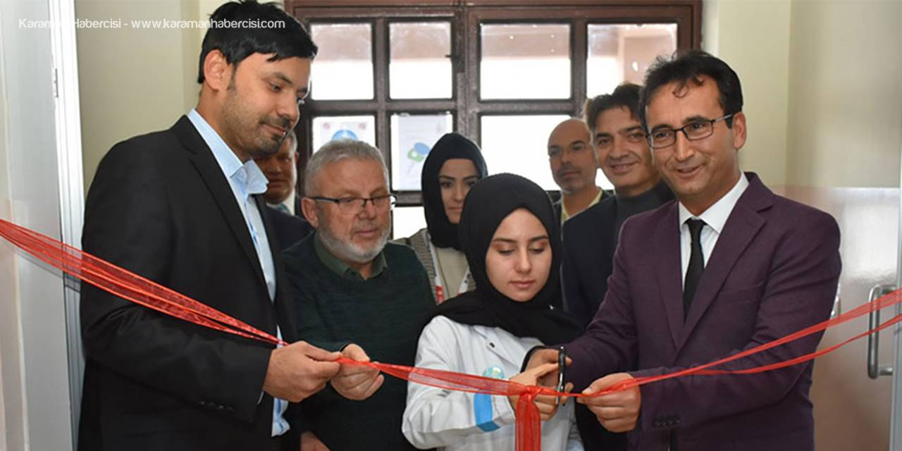 Karaman'da Öğrenciler Araştırmalarını Sundular