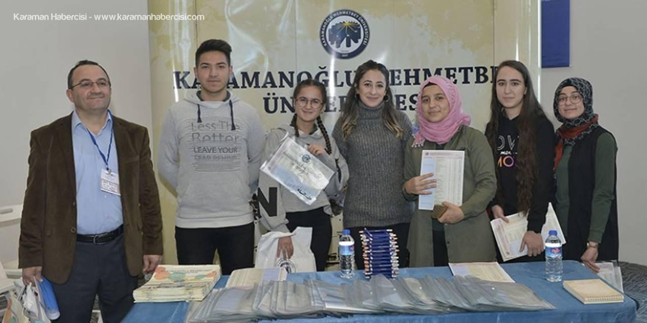 Karaman ve Konya'da KMÜ Tanıtımı