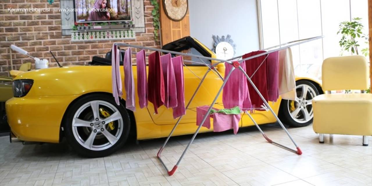 Aksaray'da Berberin 170binlik Hayali Dükkanında