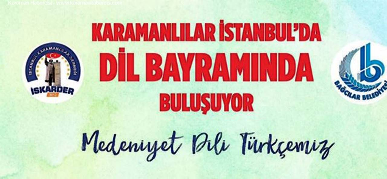 İstanbul'da Dil Bayramı Etkinliği
