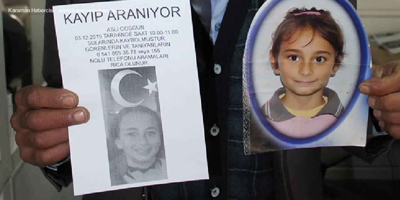 Karaman 5 Gündür 13 Yaşındaki Kızı Arıyor