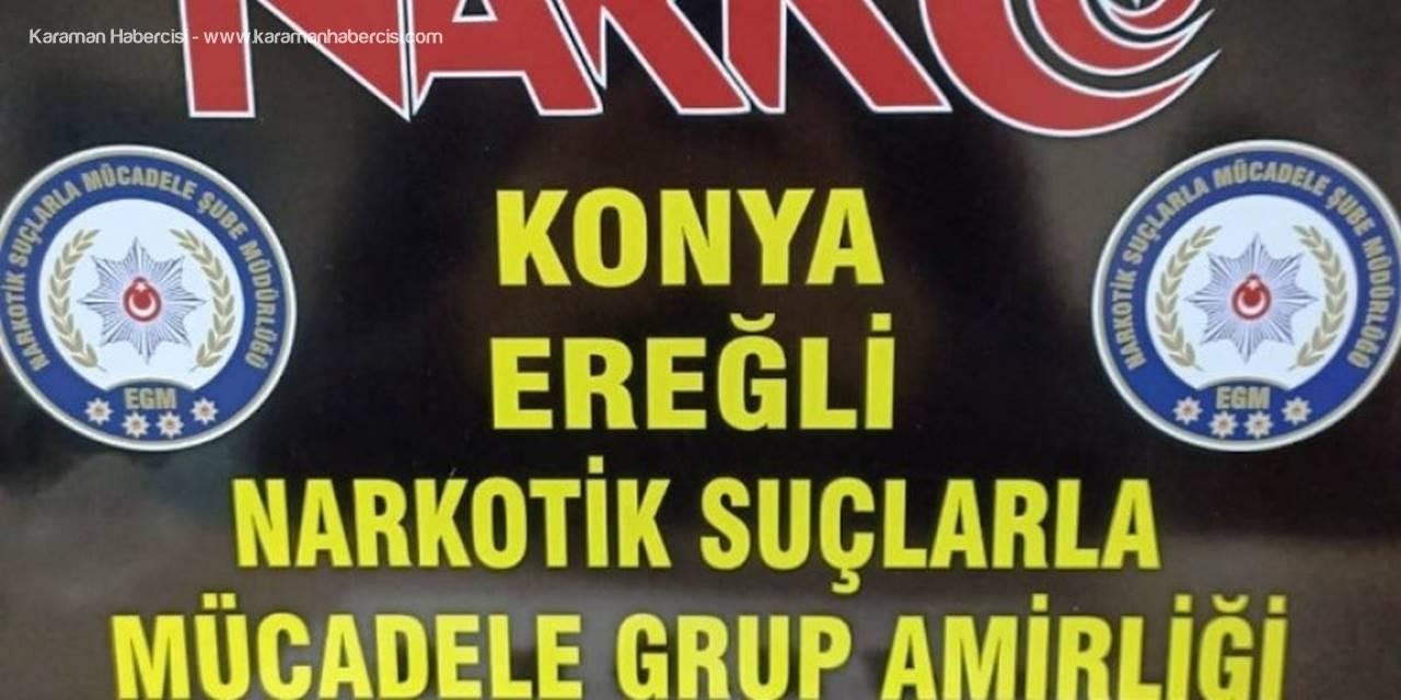 Ereğli'de Uyuşturucu Operasyonu: 3 Gözaltı