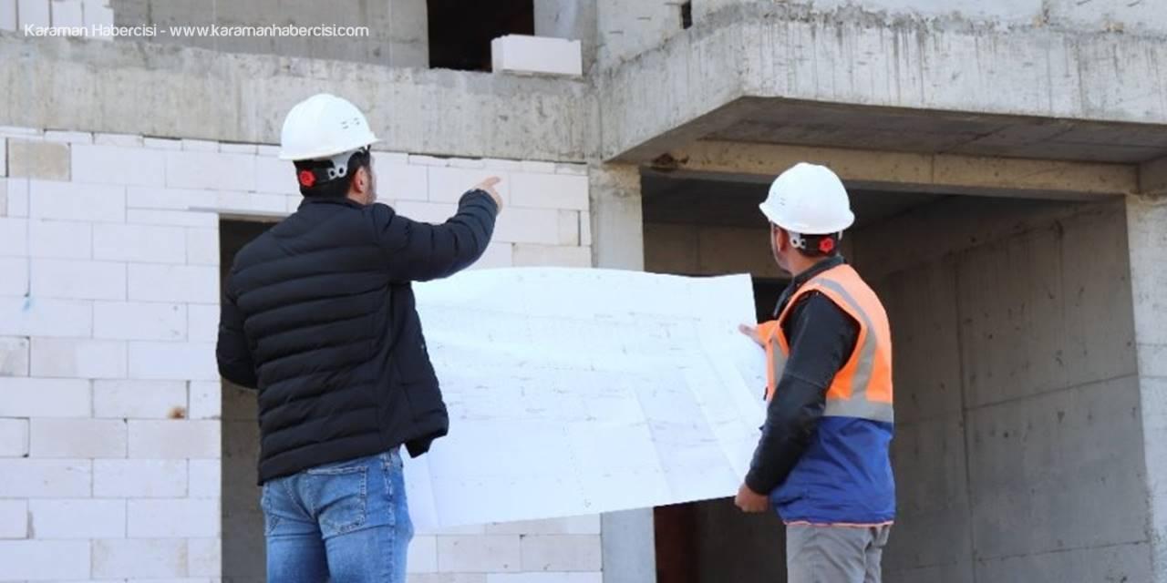 Karaman'da Sağlık Kompleksi 2020 Yılının Sonunda Hizmete Girecek