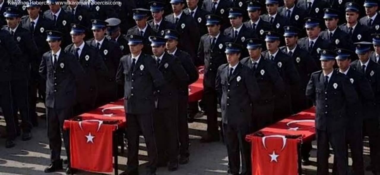 10bin Polis Alımı İçin Başvurular Başladı