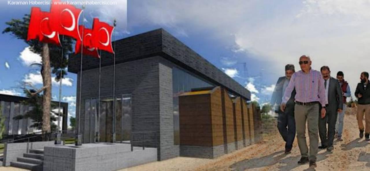 Türk Dünyası Kültür Parkı Başka Bir Dünya Olacak