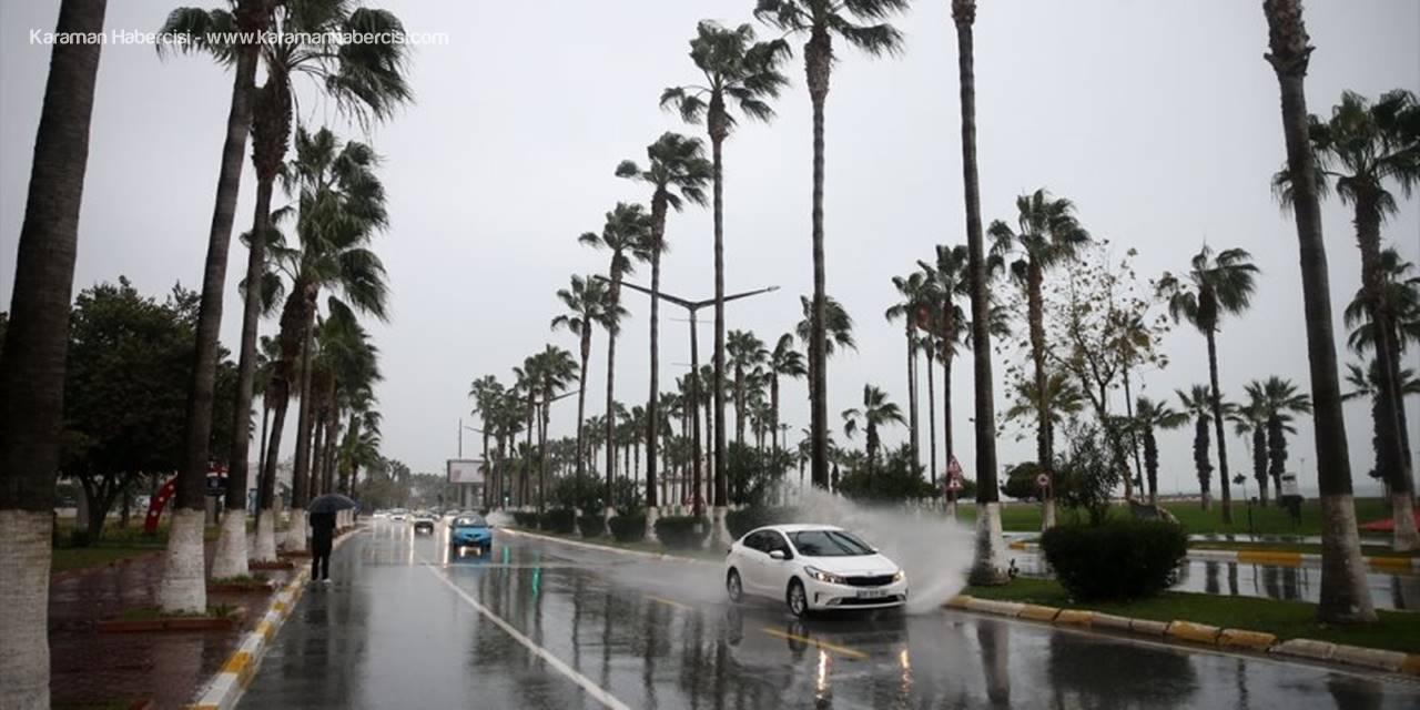 Akdeniz'de Fırtına Beklentisi ve Hava Durumu