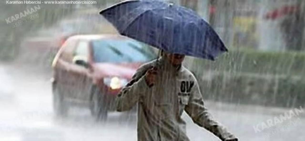 Meteoroloji Konya, Karaman, Aksaray ve Niğde İçin Uyardı