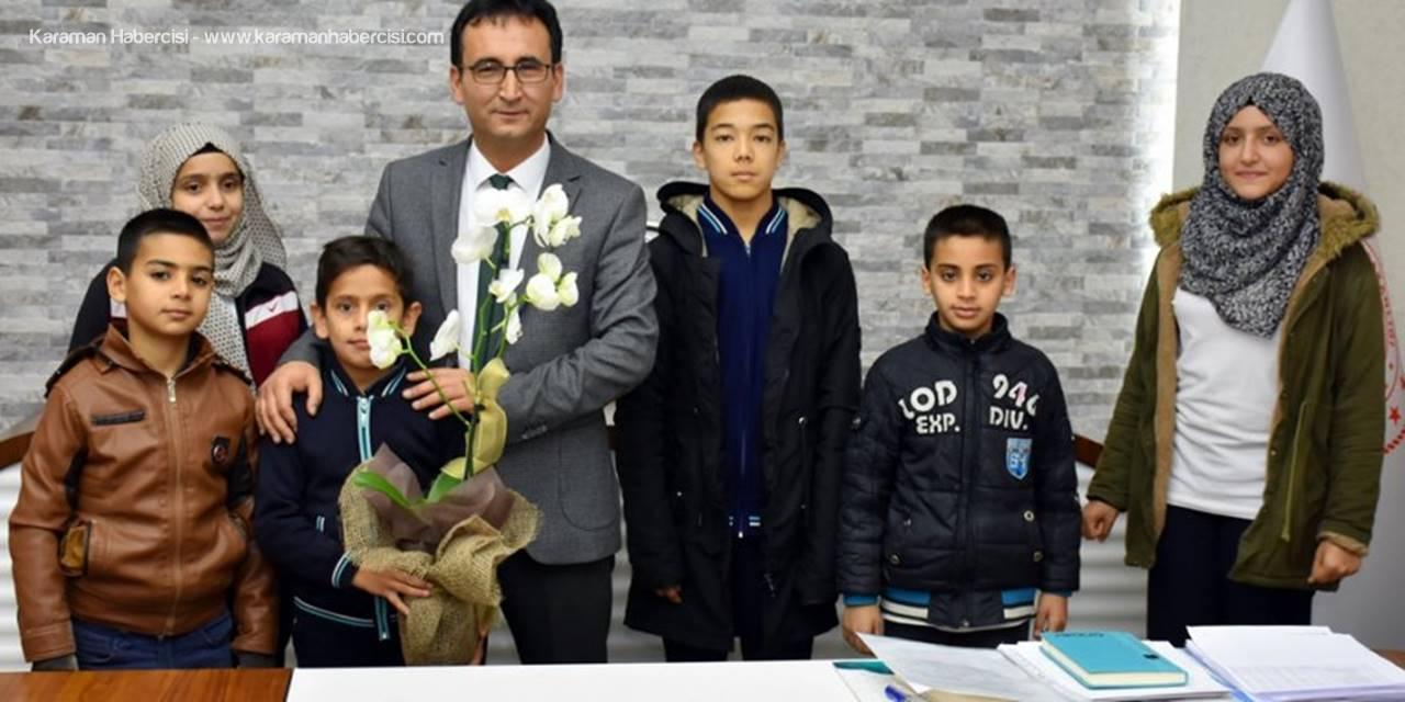 'Bir Bavul Umut' Projesiyle Mülteci Öğrenciler Eğitime Adapte Ediliyor