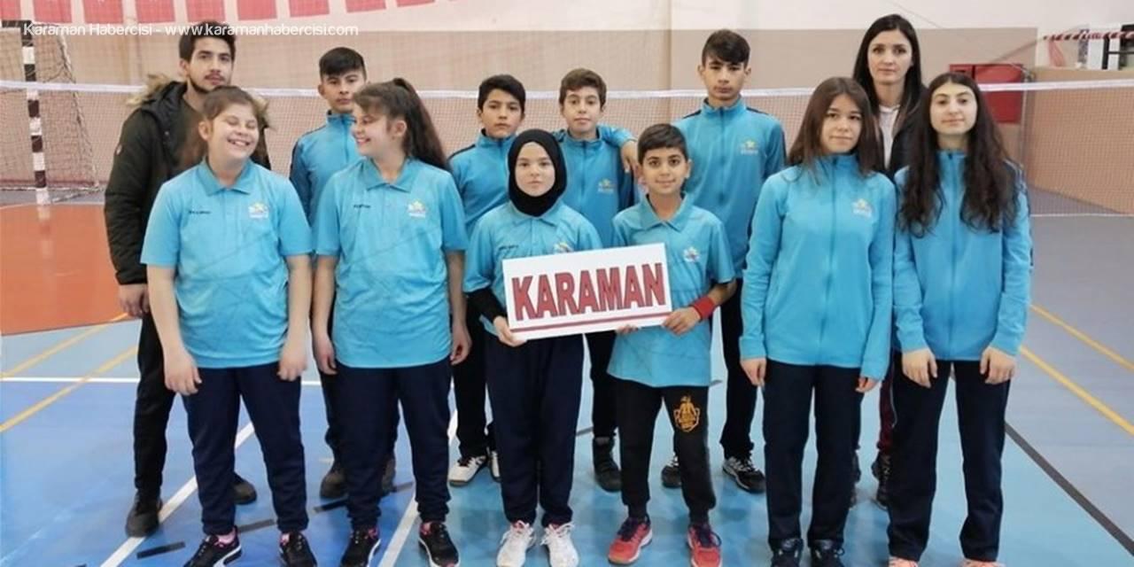 Karaman'ın yıldızları çeyrek finalde