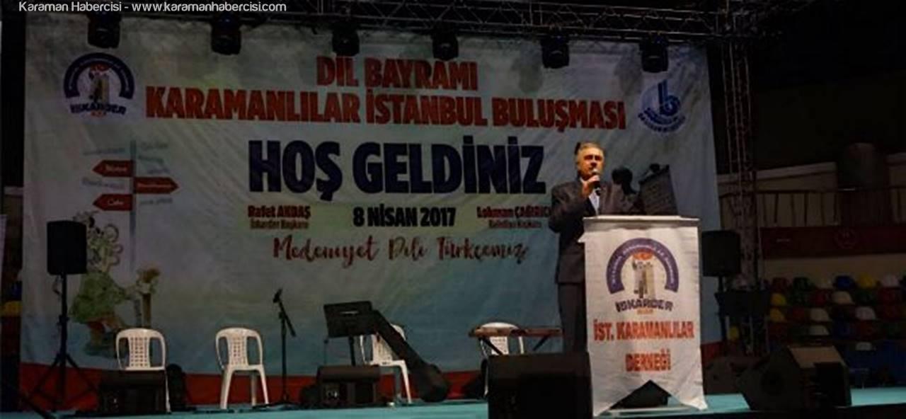 Karamanlılar İstandul'da Dil Bayramında Buluştular