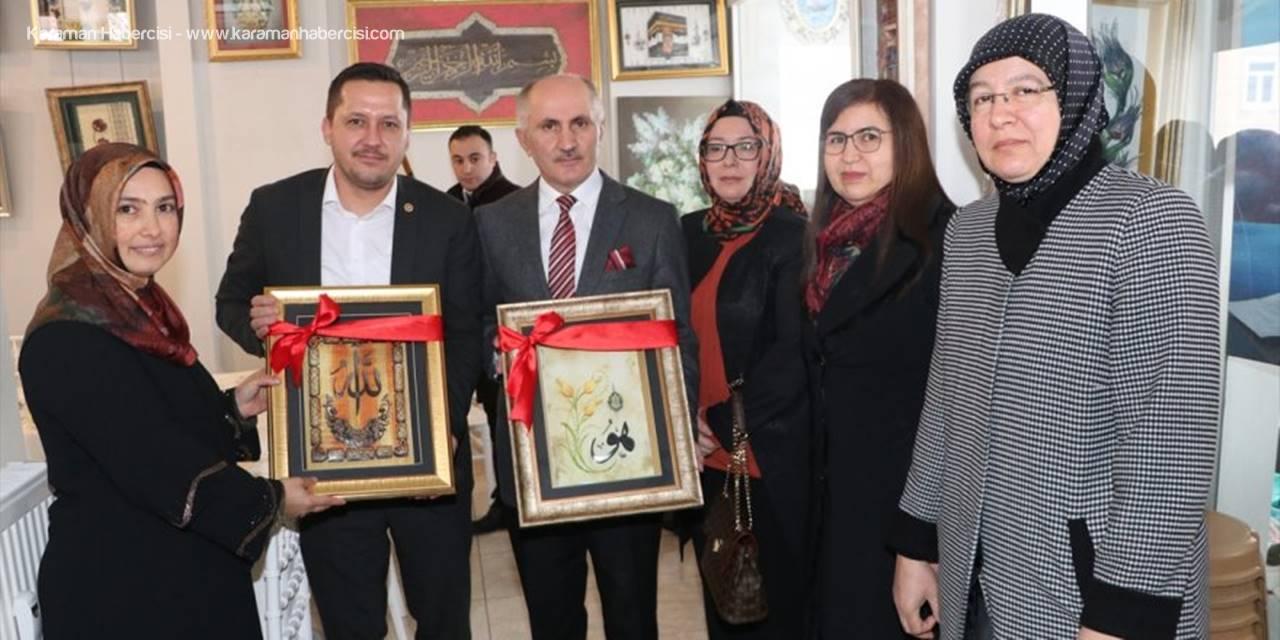 Karaman'da Kanser Hastaları Yararına Kermes Düzenlendi