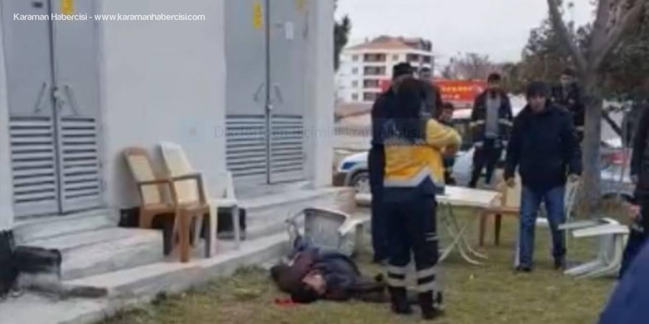 Aksaray'da Akraba Kavgası Ölümle Bitti