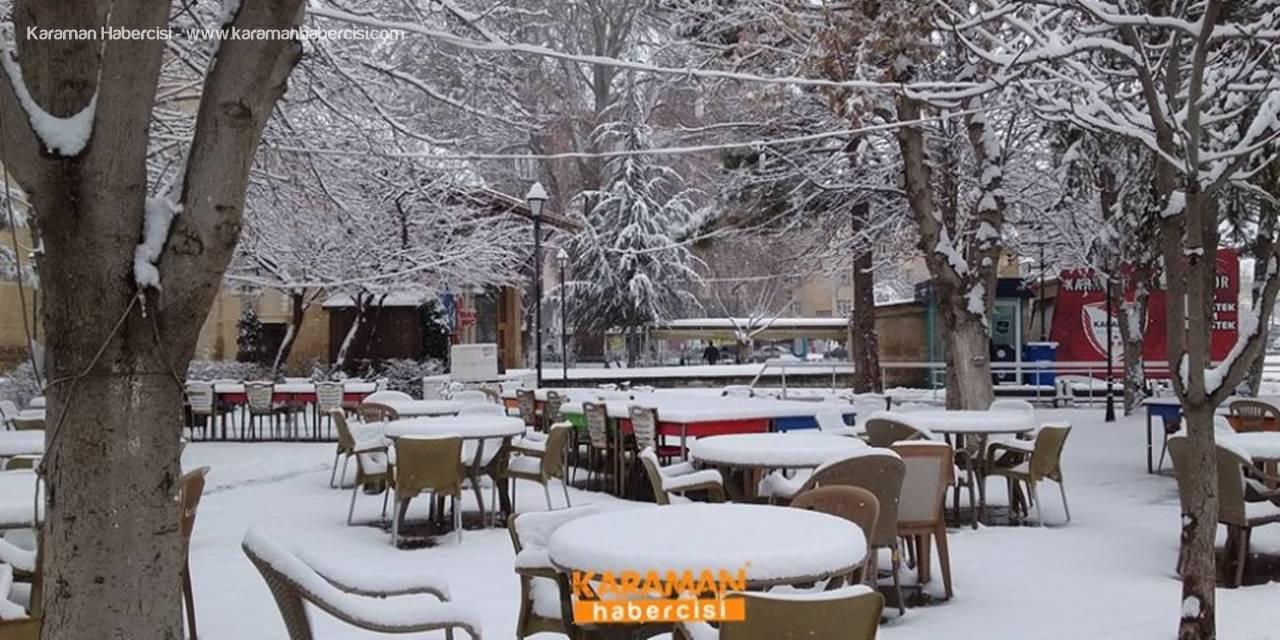 Karaman'da ve Bölgemizde Hava Durumu
