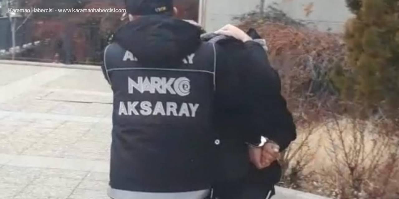 Yabancı Uyruklu Şahsın Üzerinde Uyuşturucu Çıktı