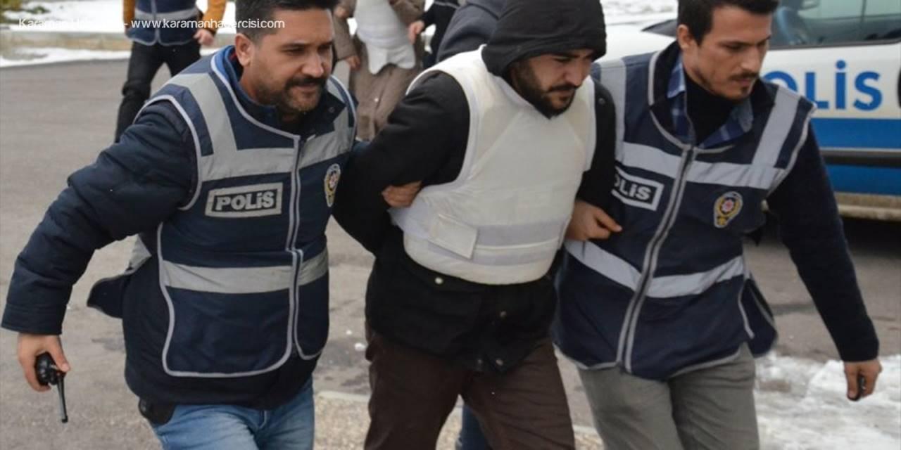 Karaman'daki Cinayette Sır Perdesi Aralandı