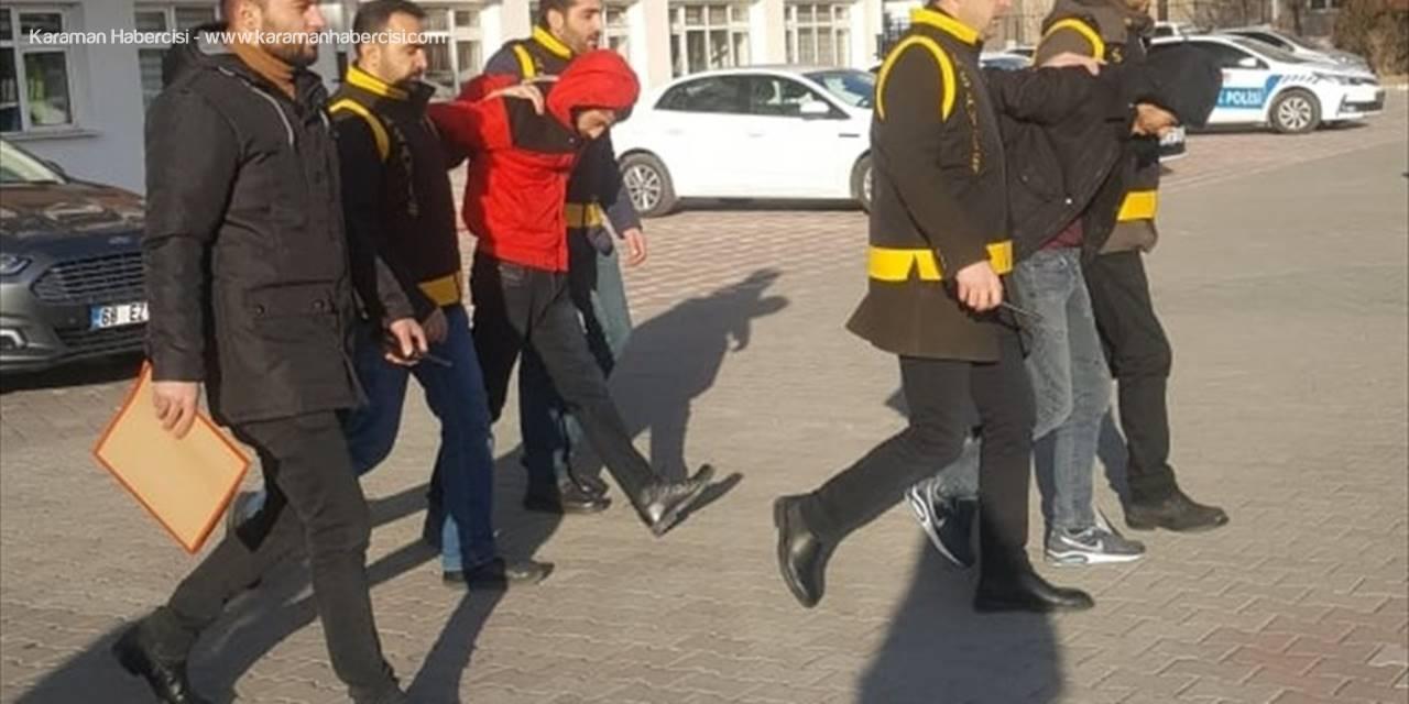 Afganistan Uyrukluyu Vatandaşın Darp Edilmesinde 3 Tutuklama