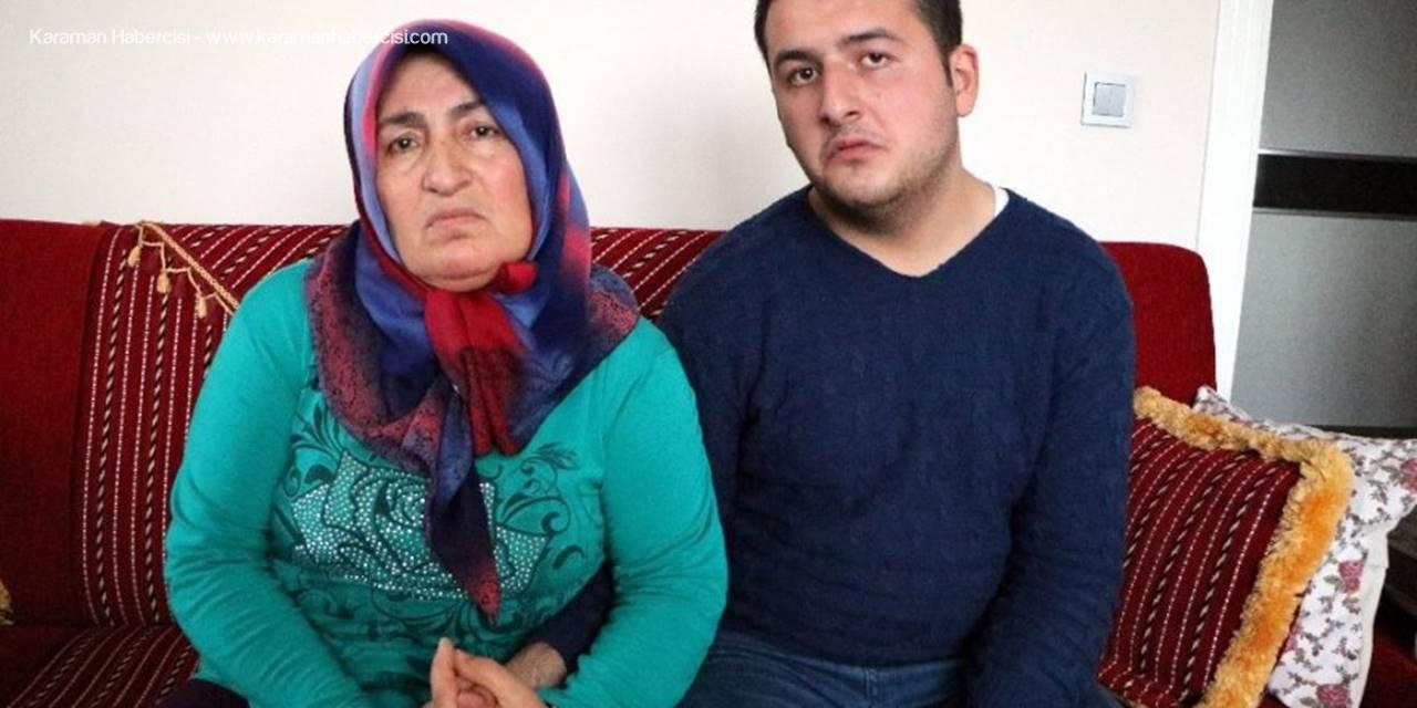 Kayseri'de Yaşayan Engelli Gencin Bir Tek İsteği Var