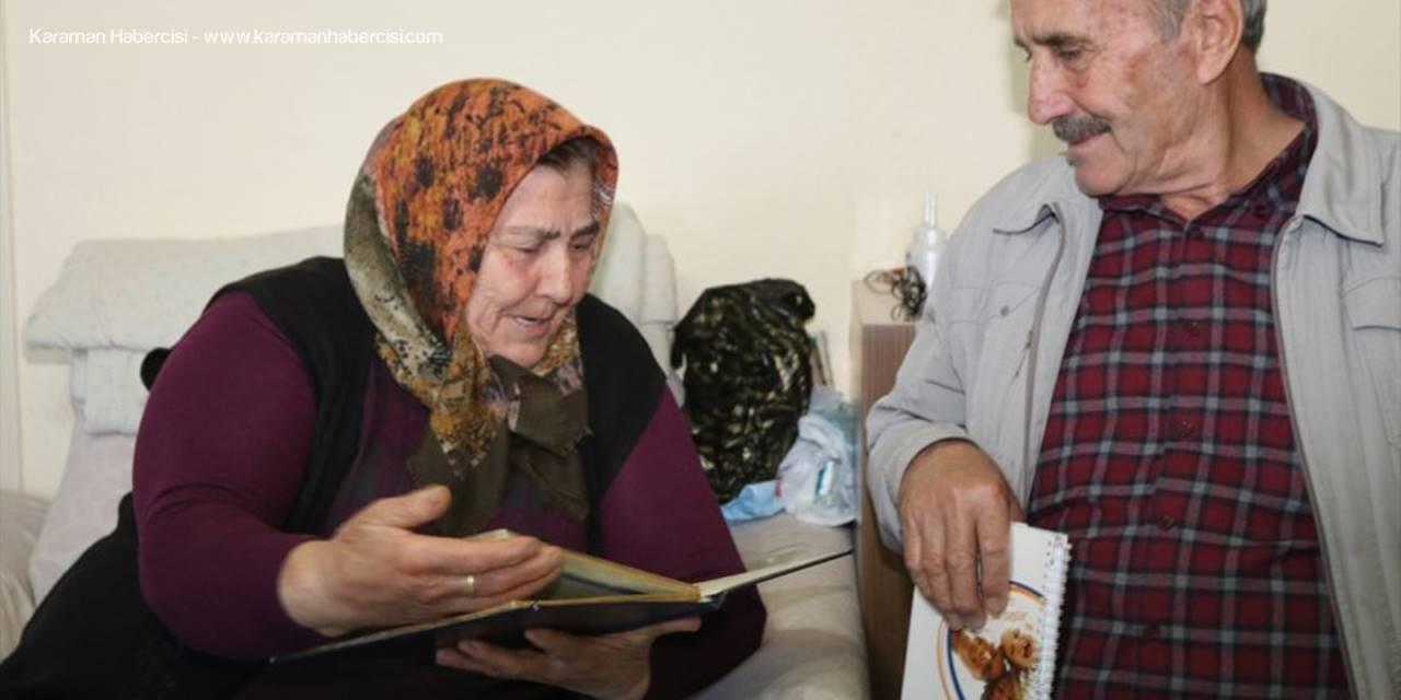 Toroslar'ın Kadın Şairi Kadınların Acılarını Şiirlere Döktü
