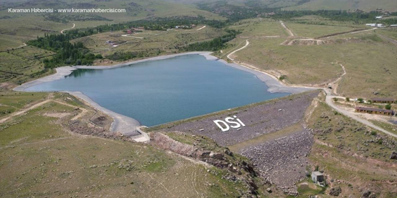 Niğde'de 13 Bin Dekar Tarım Arazisi, Modern Sulama Şebekesine Kavuştu