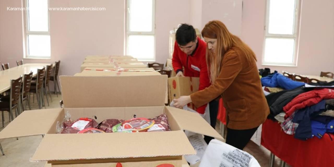 Niğde'de Lösev'den Kanser Hastalarına Kırmızı Et Yardımı