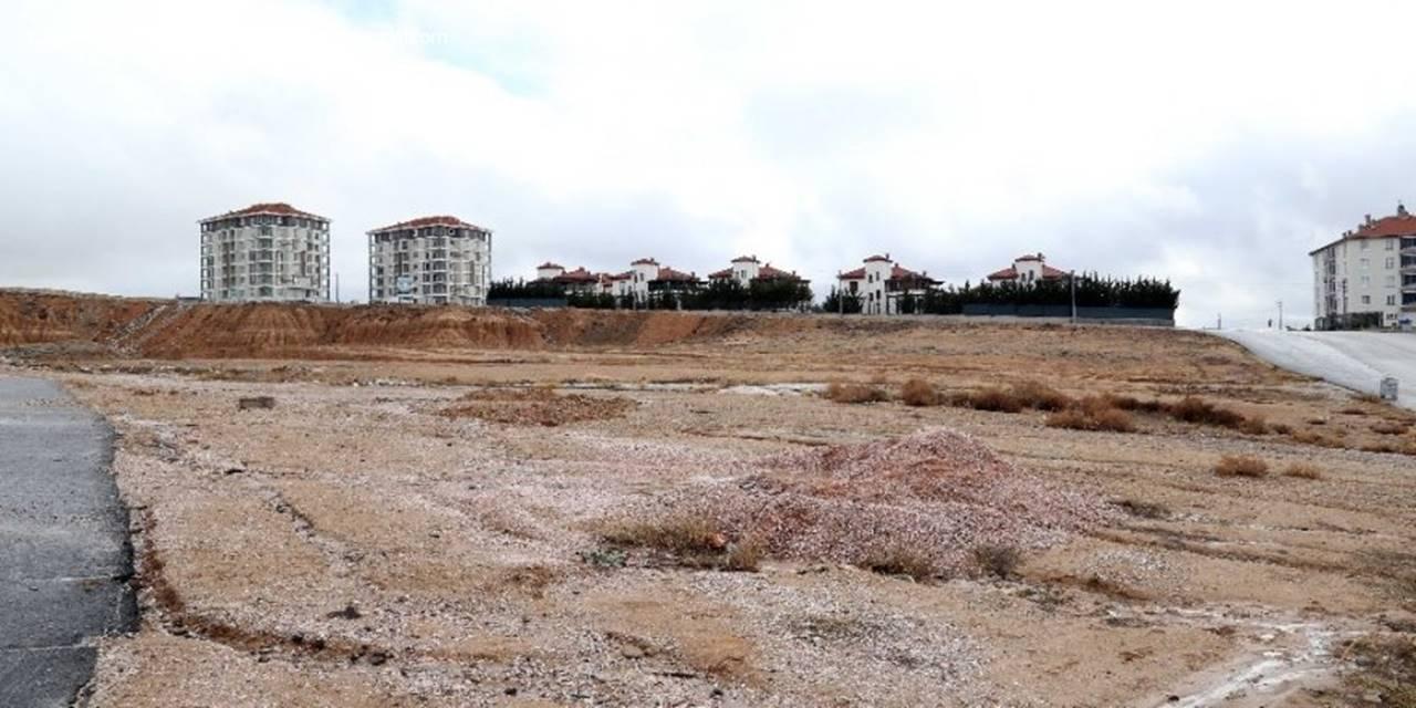 Aksaray'da Tokiler Kapalı Semt Pazarına Kavuşuyor