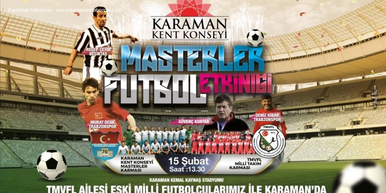 Karaman'da Futbol Şöleni