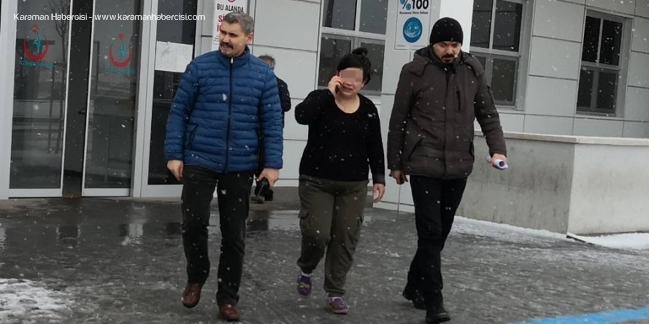 Aksaray'da Bir Kadın, Kocası Tarafından Darp Edilip Bıçaklandı