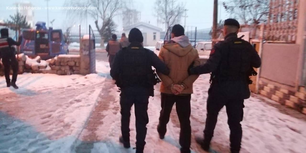 Hts Silahlı Terör Örgütü Operasyonu: 2 Gözaltı