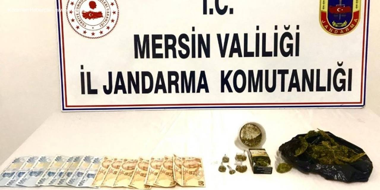 Silifke ve Mut'ta Uyuşturucu Operasyonları