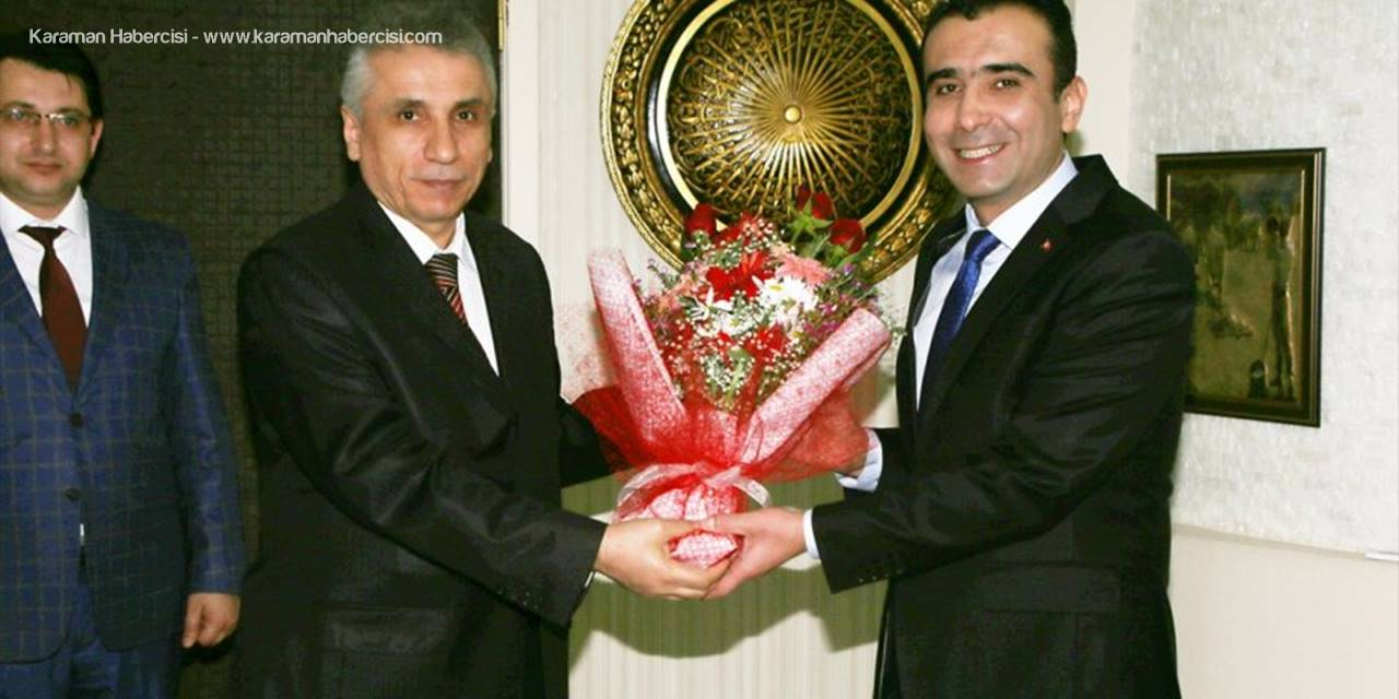 Karaman'da Vergi Haftası Kutlamaları