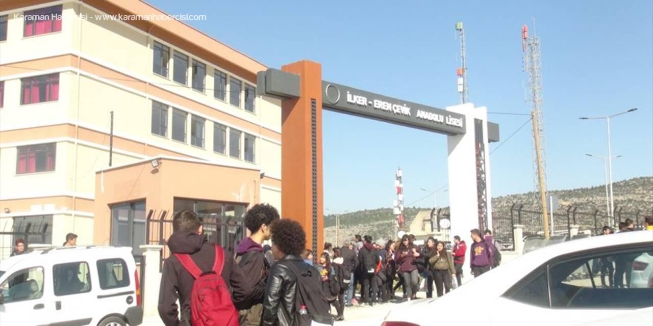 Silifke'de Zehirlenen 17 Öğrenci Taburcu Edildi
