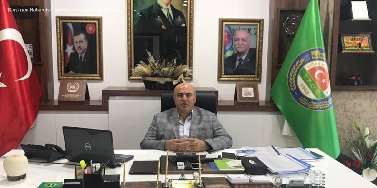 """KZO Başkanı Bayram """"Pancar Üreticisi Zor Durumda"""""""
