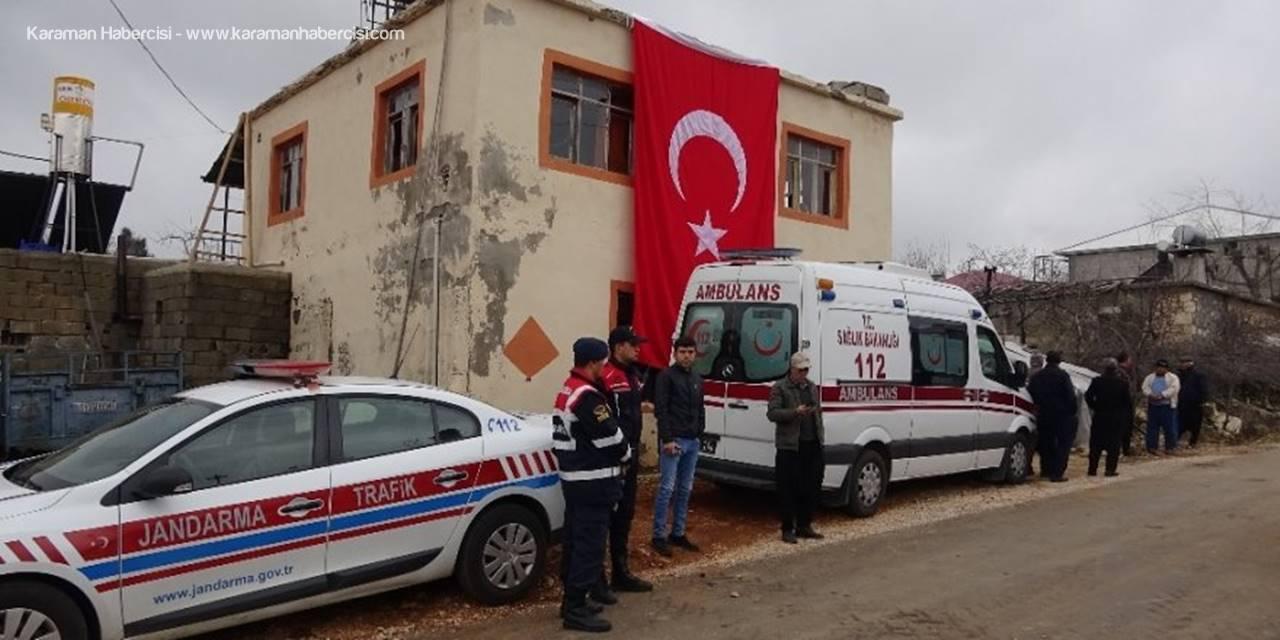 İdlib Saldırısı Sonrası Erdemli'ye Şehit Ateşi Düştü