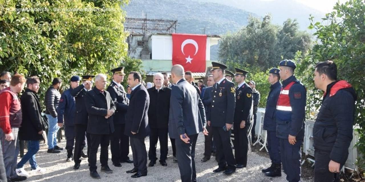 Şehit Haberi Antalya Finike'ye Ulaştı