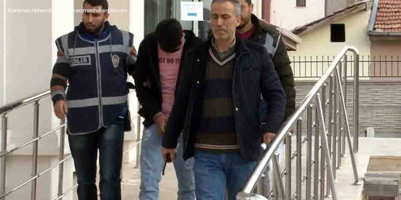 Konya'da Eşya Taşıma Sırasında Hırsızlık