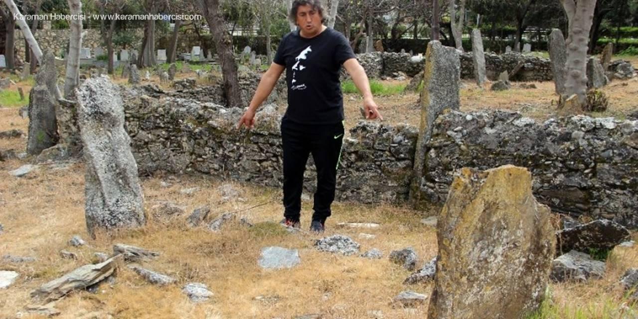 Alanya'nın Tarihi Taş Mezarların Gizemi