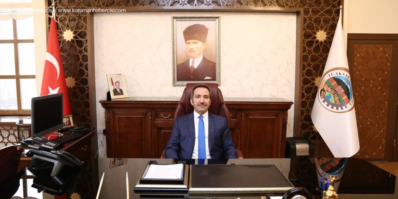 """Aksaray Valisi Ali Mantı, """"Vefa Sosyal Destek Grubu""""nun Çalışmalarını Anlattı"""