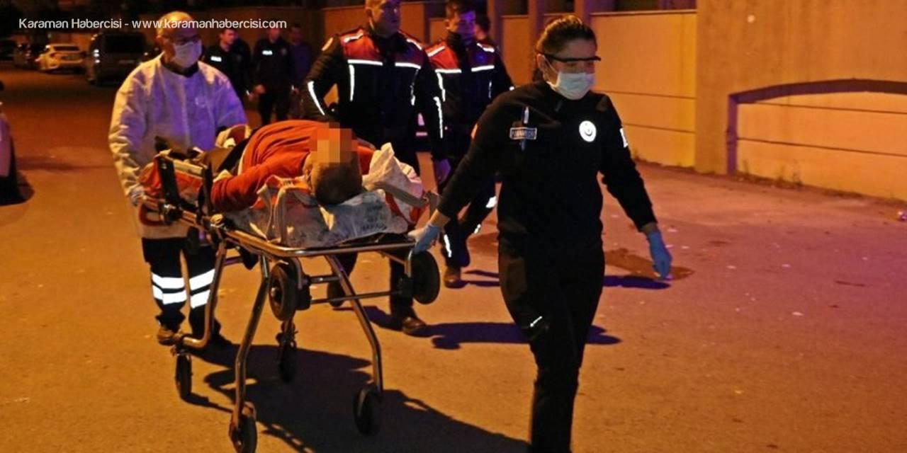 Antalya'da İşitme Engelli Vatandaş Korkulu Anlar Yaşattı