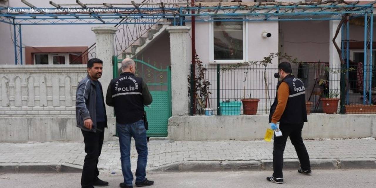 Şehir Magandaları Karaman'da Basın Mensubunu Hedef Aldı