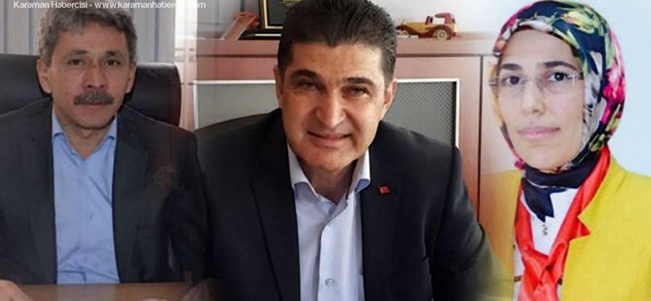 Karaman AK Parti İl Başkanları Miraç Kandili Mesajı Yayınladı