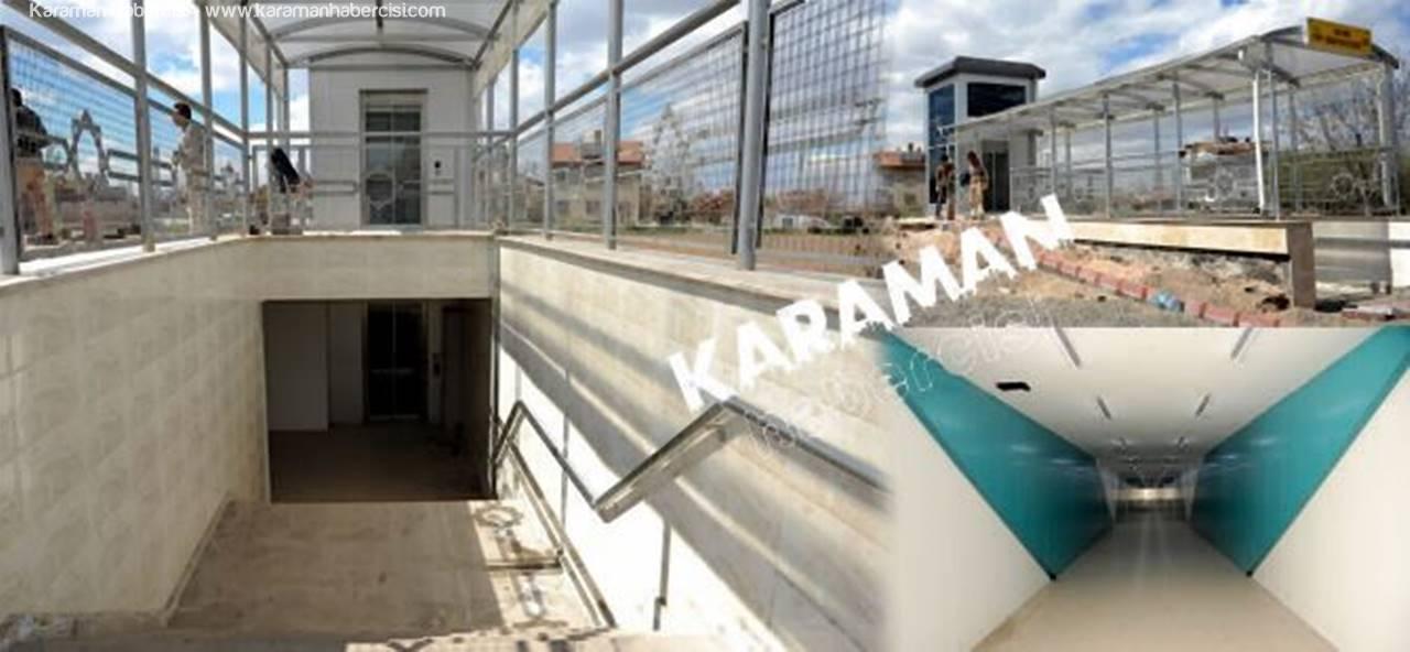 Konya, Karaman Hızlı Tren Hattında Çalışmaları Hızlandırdı