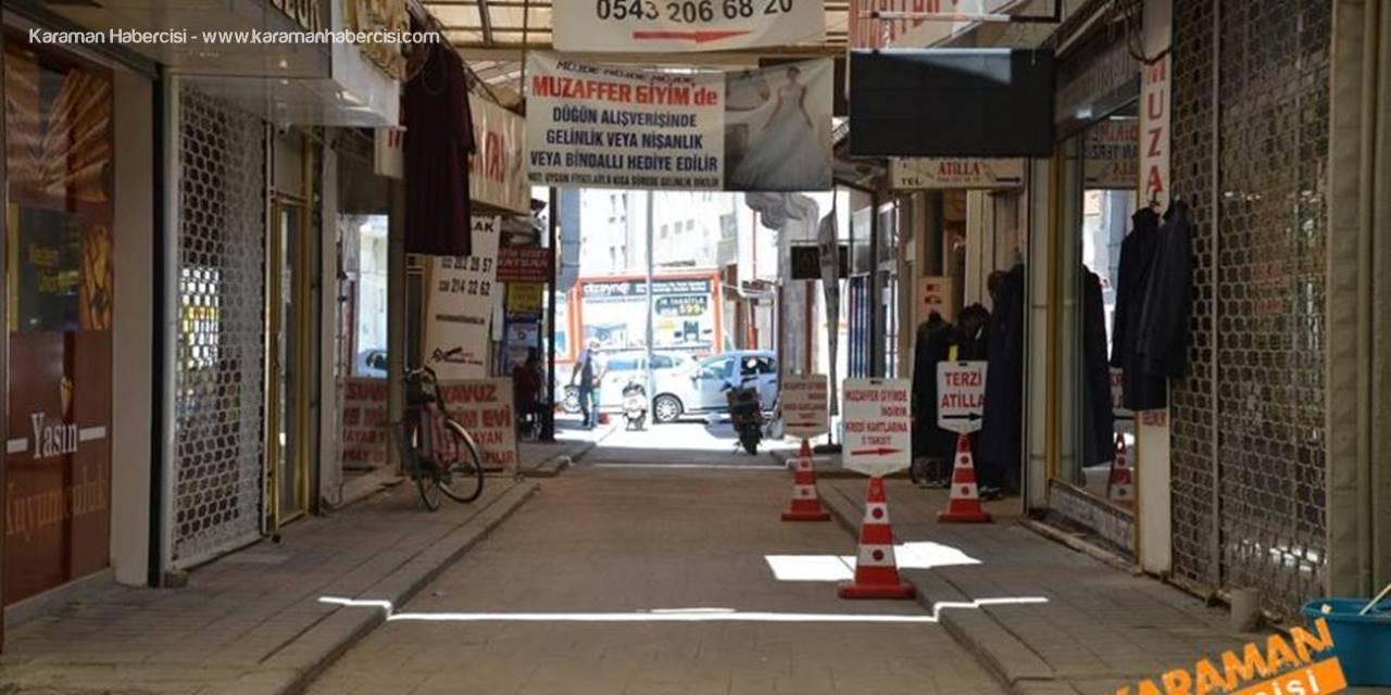 Karaman'da Vatandaşlar Sokaktan Ne Kadar Uzak Durabiliyor