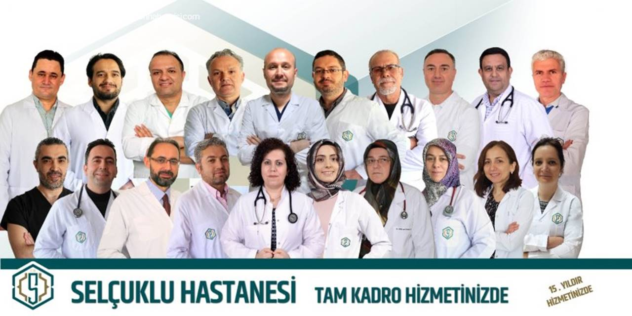 Karaman Selçuklu Hastanesi Hizmete Devam Ediyor