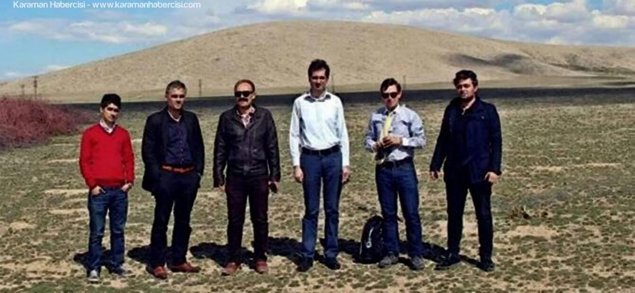 SAY Projesi Sorumluları Karaman'da