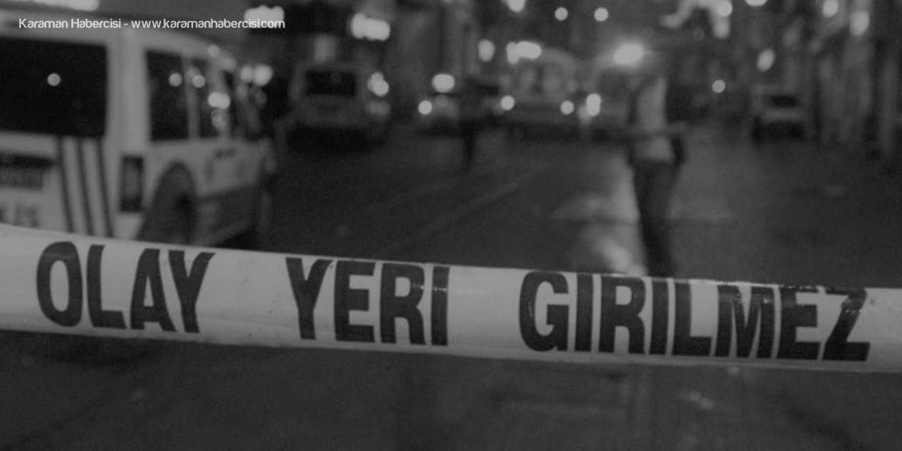 Konya'da Abi Kardeşin Miras Kavgası Kanlı Bitti